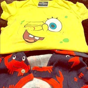 Sponge Bob Tee